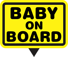 BABY ON BOARD pregnant