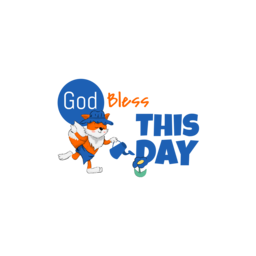"""It Says """"God Bless This Day"""""""