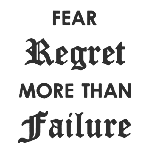 This tee inspires you to always try and give it a shot until you win; it is better to fail fast than fail last     Unisex Classic Jersey T-shirt   155 g   100% Combed Organic Cotton