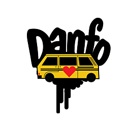 custom design of popular Lagos yellow bus