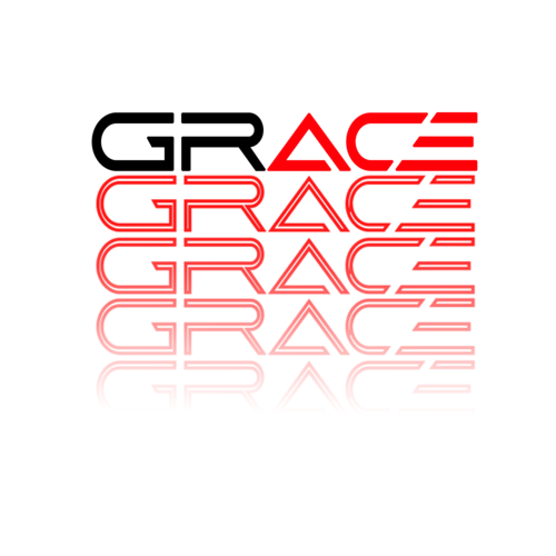G stands for God , Race  meaning progress swiftly, Ace means to excel. GRACE means smoothness and elegance of movement.
