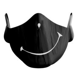 Adult General Use Customized Breathable 100% Cotton Facemask | Washable, Reusable and Durable