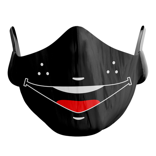 Adult General Use Customized Breathable 100% Cotton Facemask   Washable, Reusable and Durable
