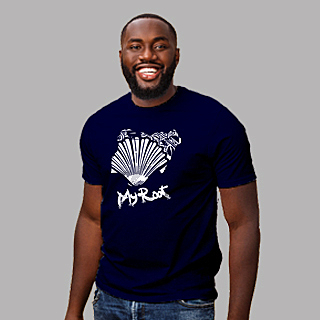 Inspired by the Naija tribe | Unisex Classic Jersey T-shirt | 155 g | 100% Combed Organic Cotton