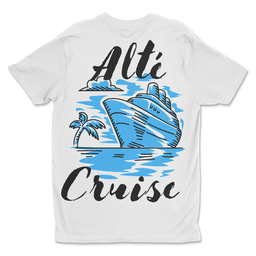 Alte customized T shirt available Now.