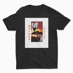 Personally customized and designed Trybal T Shirt available now.