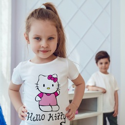 The design on this product is inspired by the popular kiity cartoon