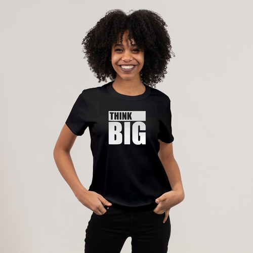This tee inspires you not to be limited by your present situation and to keep thriving towards becoming the best version of yourself | Unisex Classic Jersey T-shirt | 155 g | 100% Combed Organic Cotton