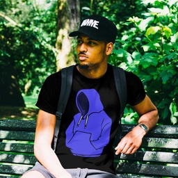 Hoodie inspired design Tee shirt