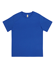Junior T-shirt - Bright Blue.