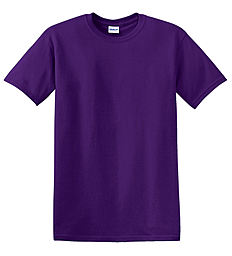 Unisex Purple T-shirt