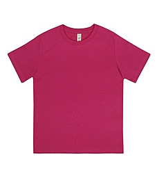 Junior organic T-shirts - Pink